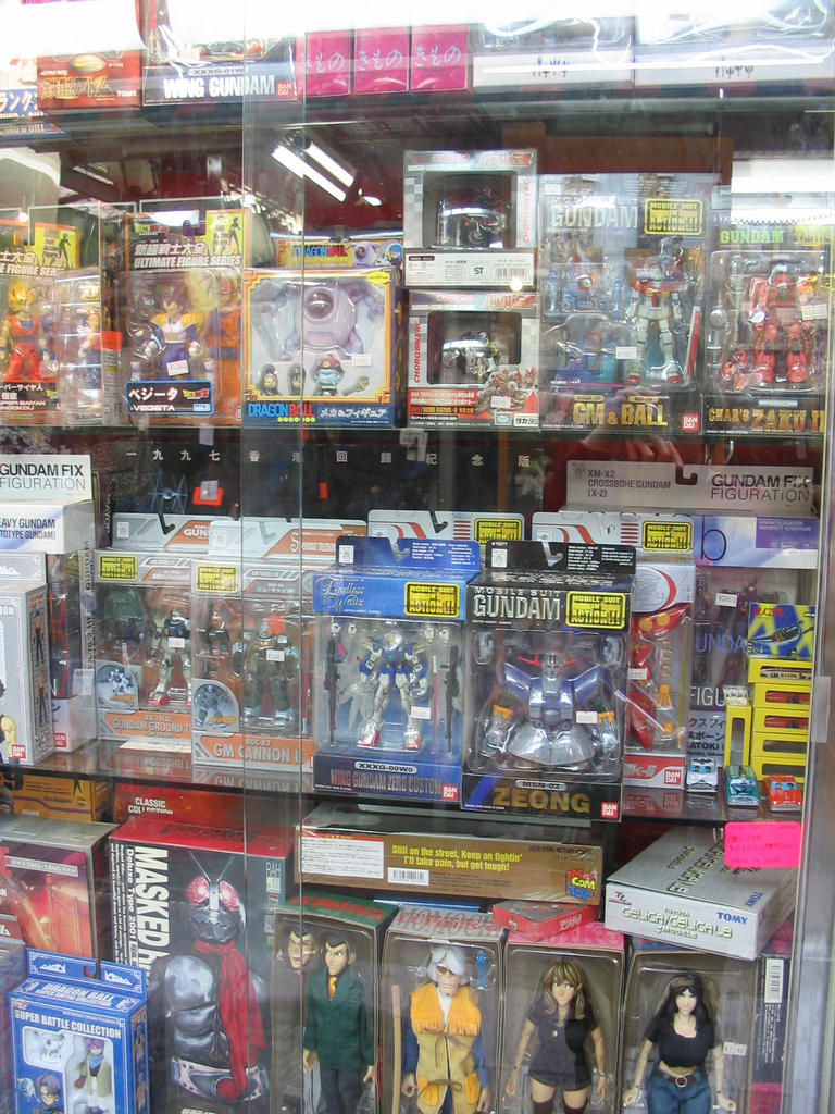 Japan Toy Store : Pictures of japan